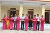 Lễ khánh thành và bàn giao công trình Lớp học Trường mầm non xã An Phú