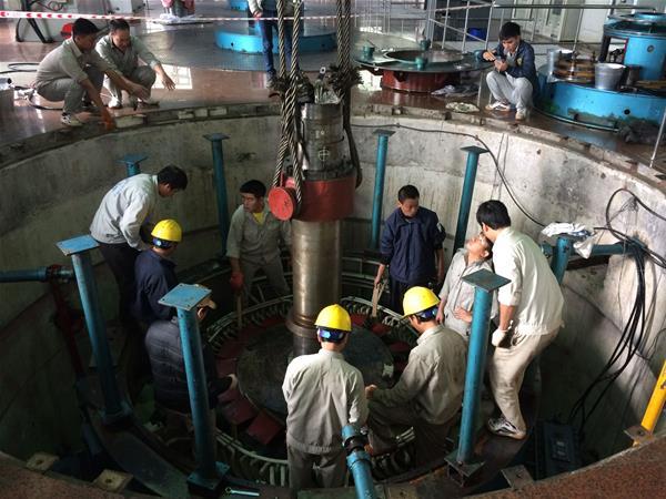TBCSC: Xử lý thành công sự cố chạm đất Stator máy phát tổ máy số 01 - Nhà máy điện Sử Pán 2