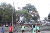 Công ty cổ phần thủy điện Thác Bà tỏ chức hoạt động thể thao chào mừng ngày 30/4, 1/5 và tháng Công nhân.