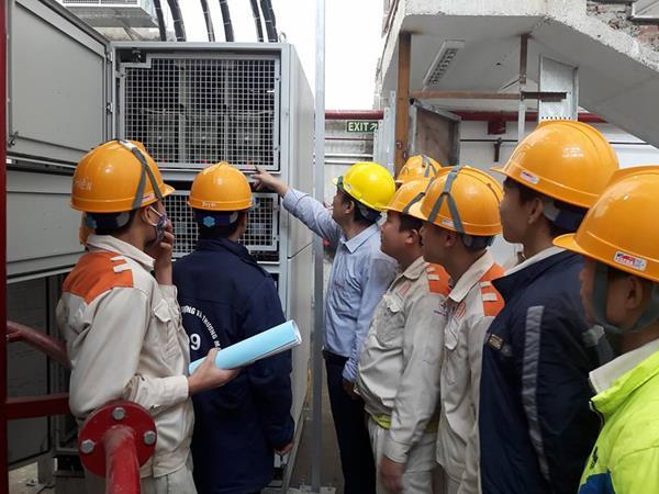 Công tác đào tạo quản lý vận hành nhà máy thủy điện